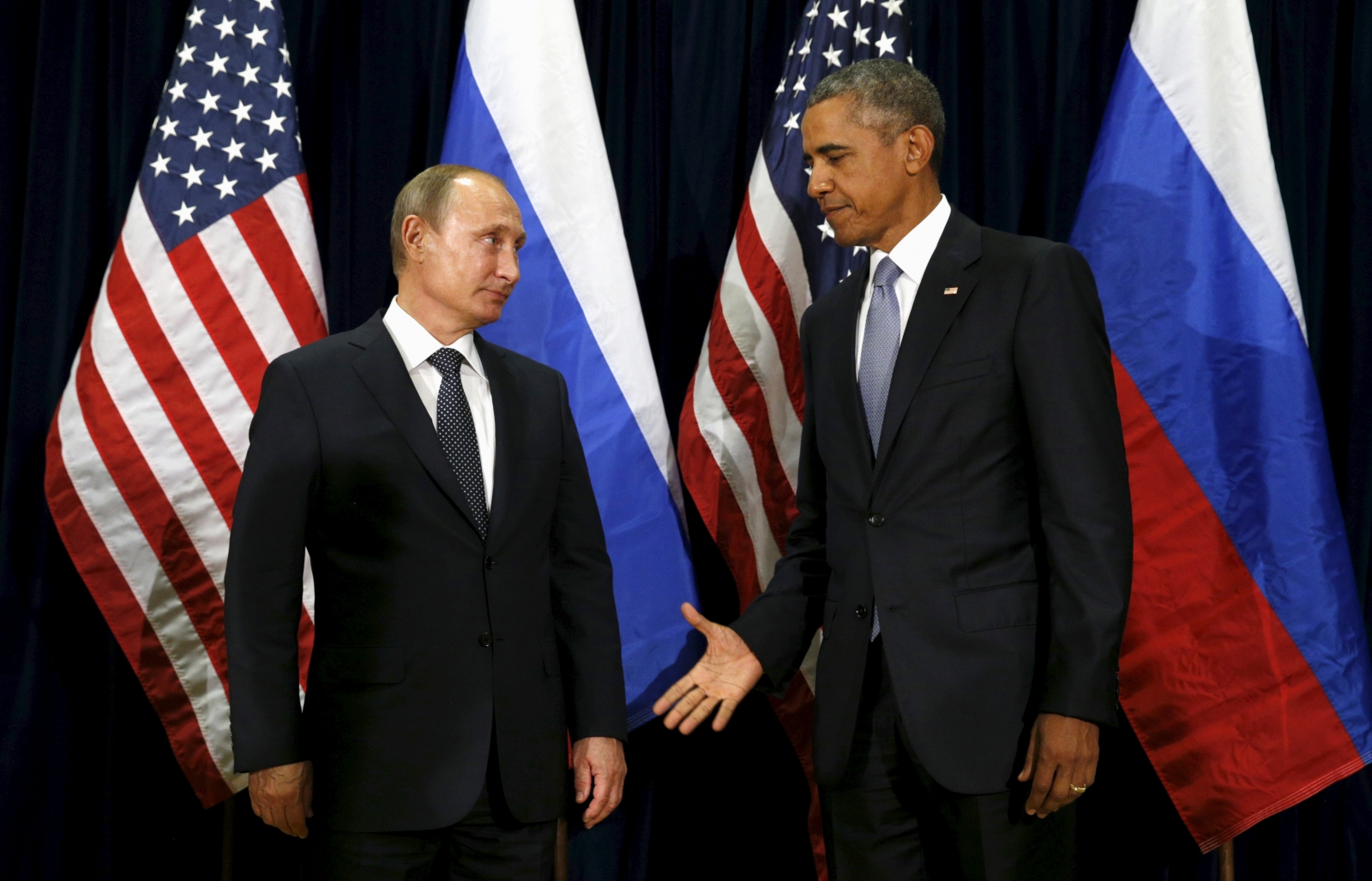 an introduction to the conflict between the us and russia The events of the last three weeks have catapulted ukraine to the forefront of the us policy agenda, sparking an intense crisis of confidence between the united states and russia—the worst since 1979.