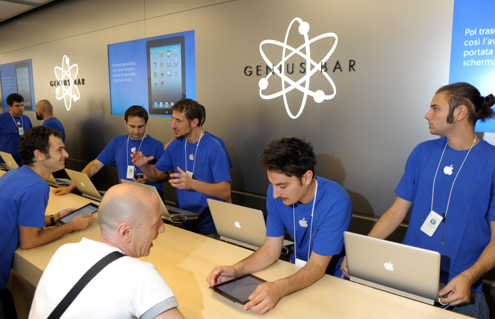 Image result for apple genius bar