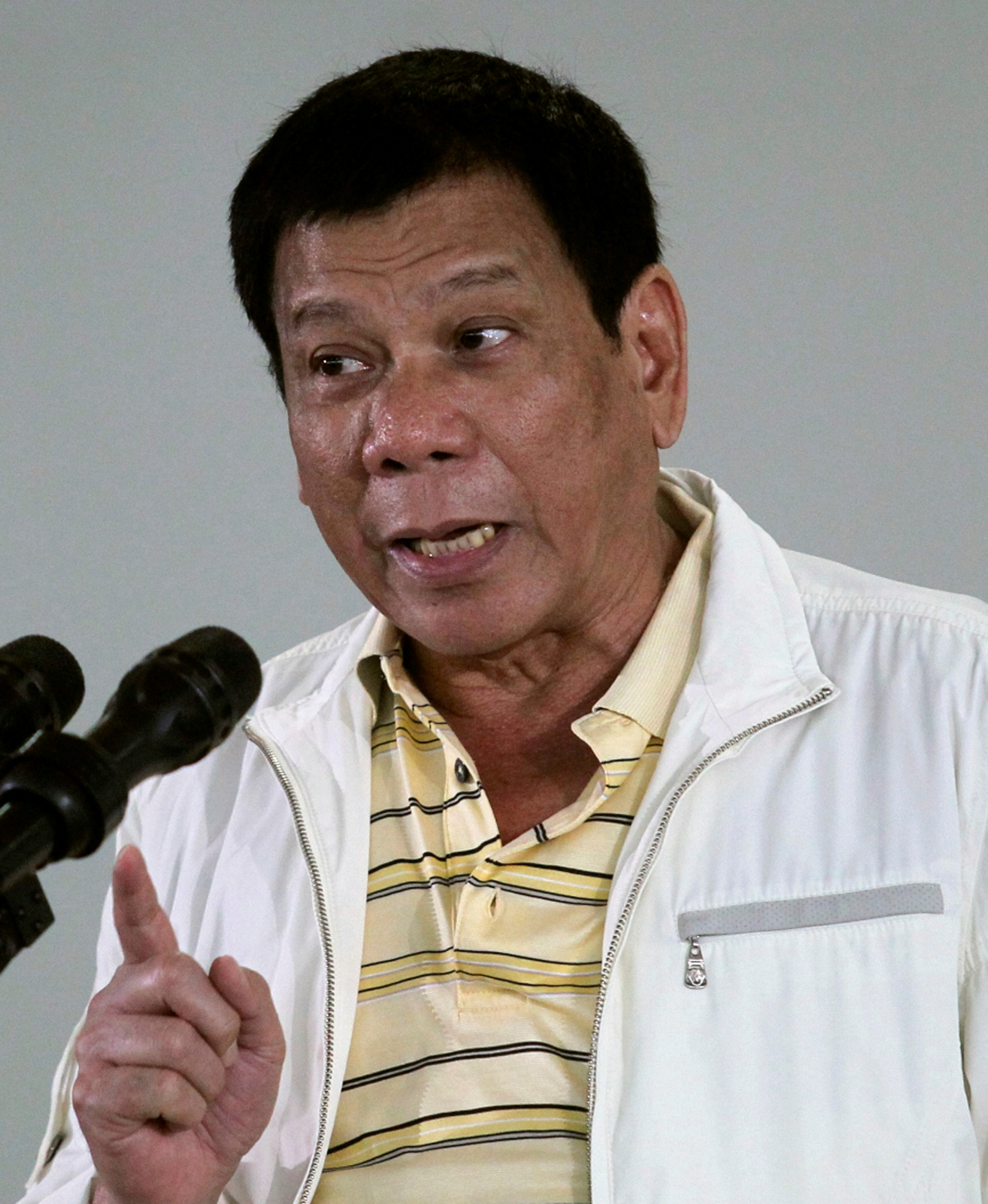 philippine president Manila, philippines — the philippine president, who recently sparked outrage  for calling god stupid, has courted new controversy in his.