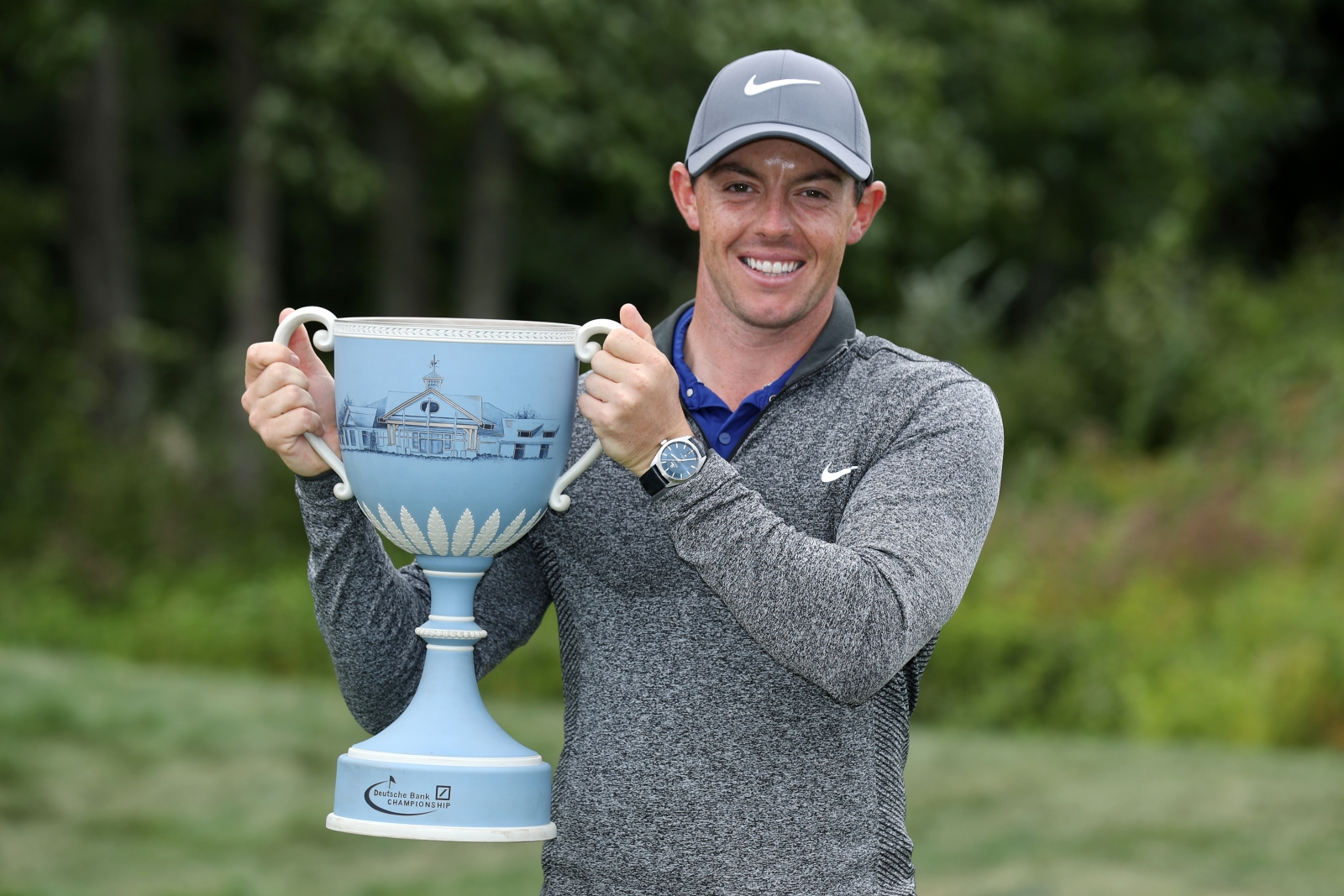 Deutsche Bank Championship 2016: Rory McIlroy storms to pre-Ryder Cup ...