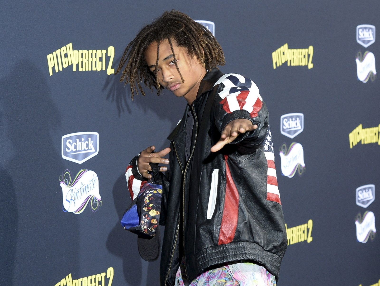 Jaden smith and sarah snyder romance couple spotted for Jaden smith 2015
