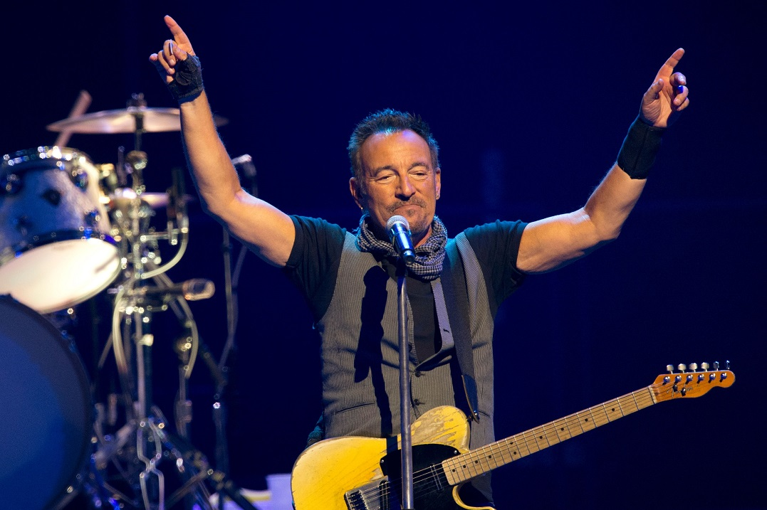 Bruce Springsteen & The E-Street Band* Bruce Springsteen And The E Street Band - A Night For The Vietnam Veterans
