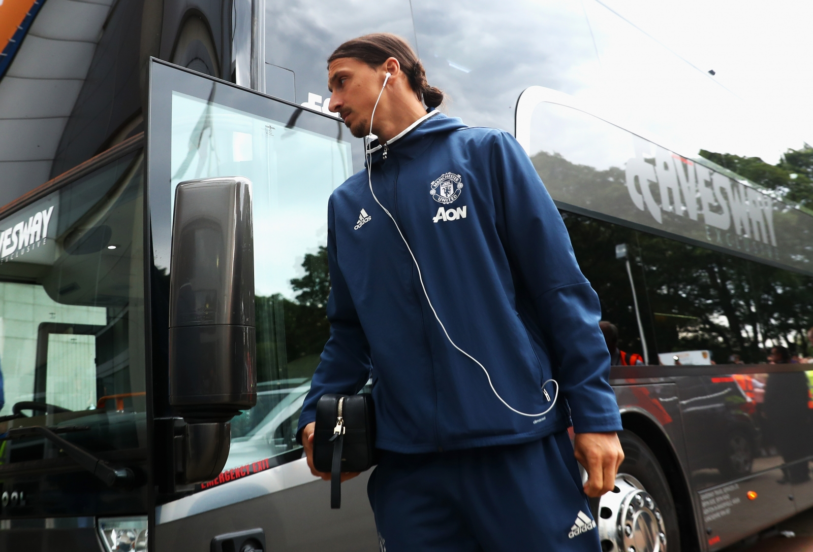 Zlatan Ibrahimovic: Manchester United striker misses Paris Saint