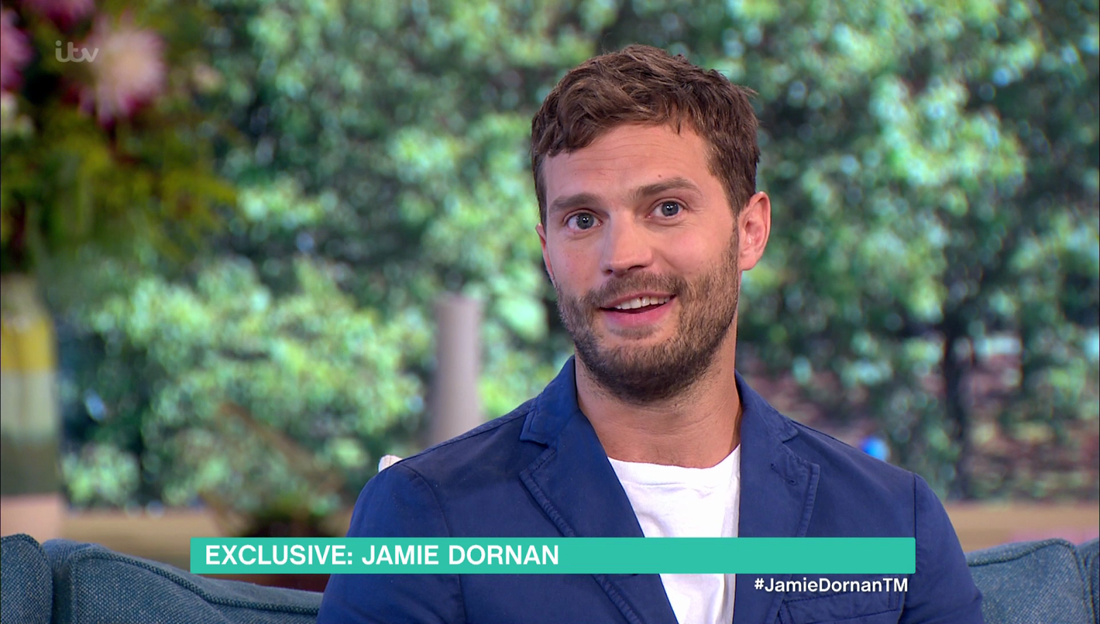 Jamie Dornan Discusses Family Life It S The Most Magical