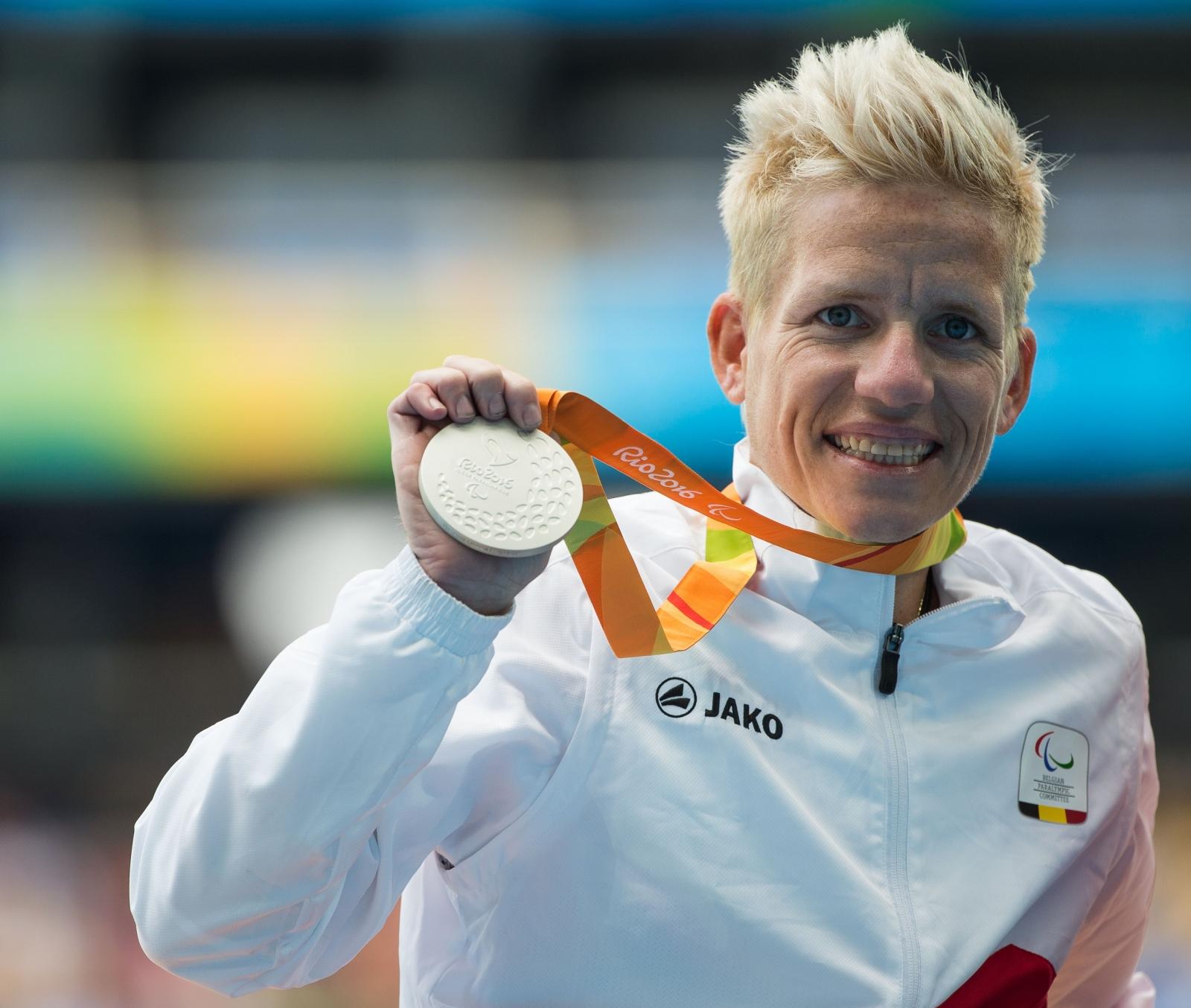 rio 2016 belgian paralympian marieke vervoort wants to be