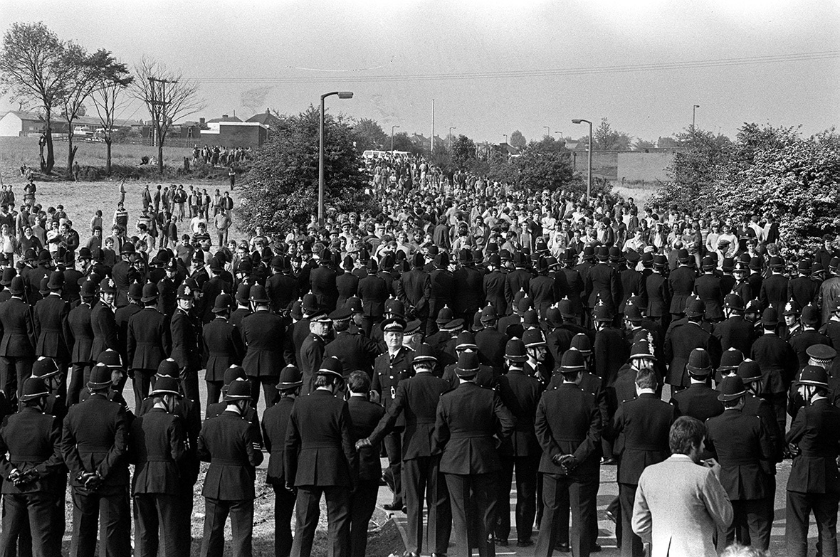 Probe Due Into Battle Of Orgreave Miners Strike Clashes