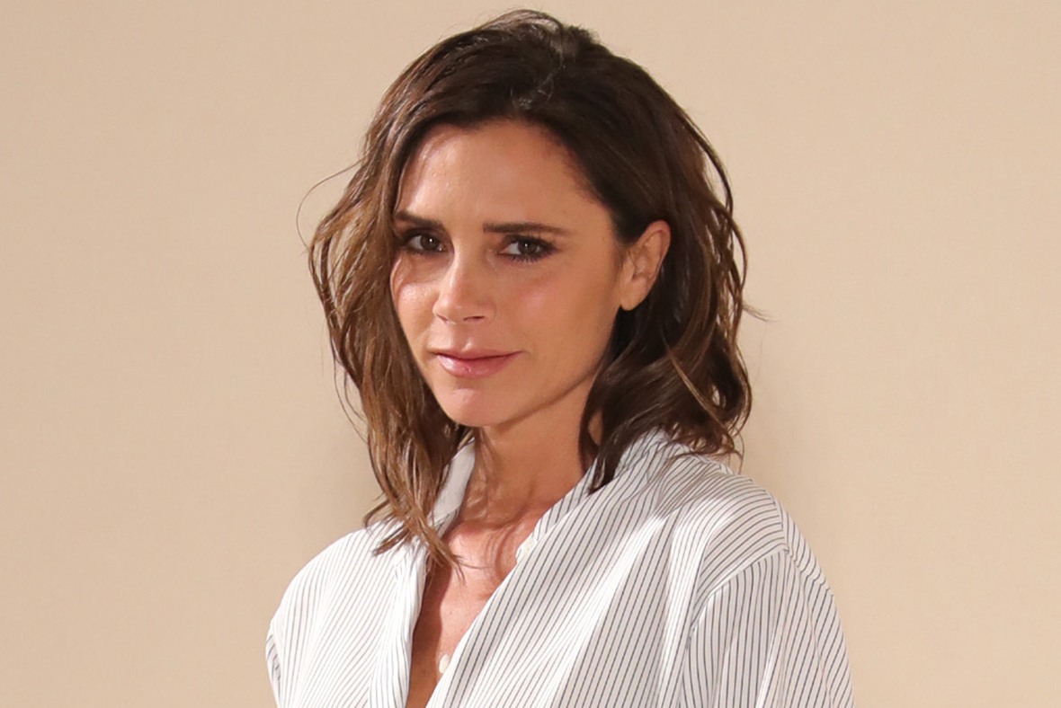 Queen 39 S New Year 39 S Honours List 2017 Victoria Beckham
