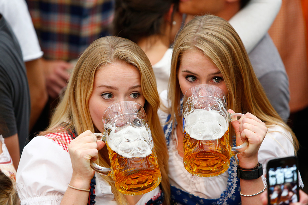 Oktoberfest 2016: Photos of the world's biggest beer ...