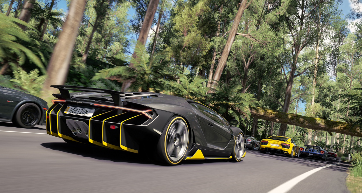 Best Car Games For Xbox One