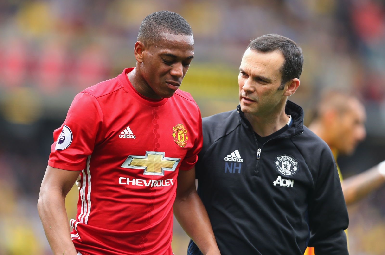 Manchester United injury news: Anthony Martial delivers ...