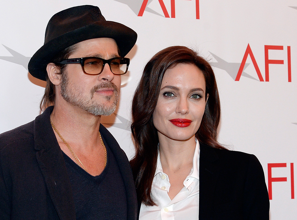 Angelina Jolie and Brad Pitt getting back together amid ... Brad Pitt Angelina Jolie