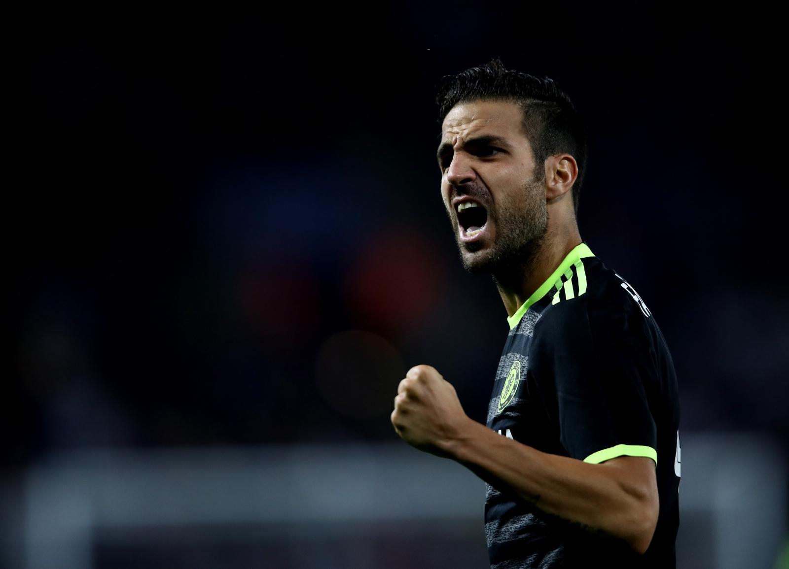 Cesc Fabregas Jorge Sampaoli not thinking about Chelsea