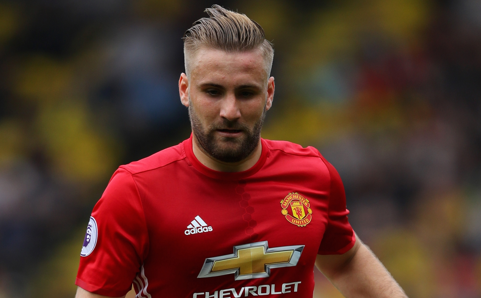 Luke Shaw Is Back For His Bf