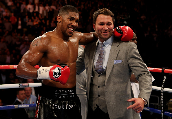 how to become a boxing promoter uk