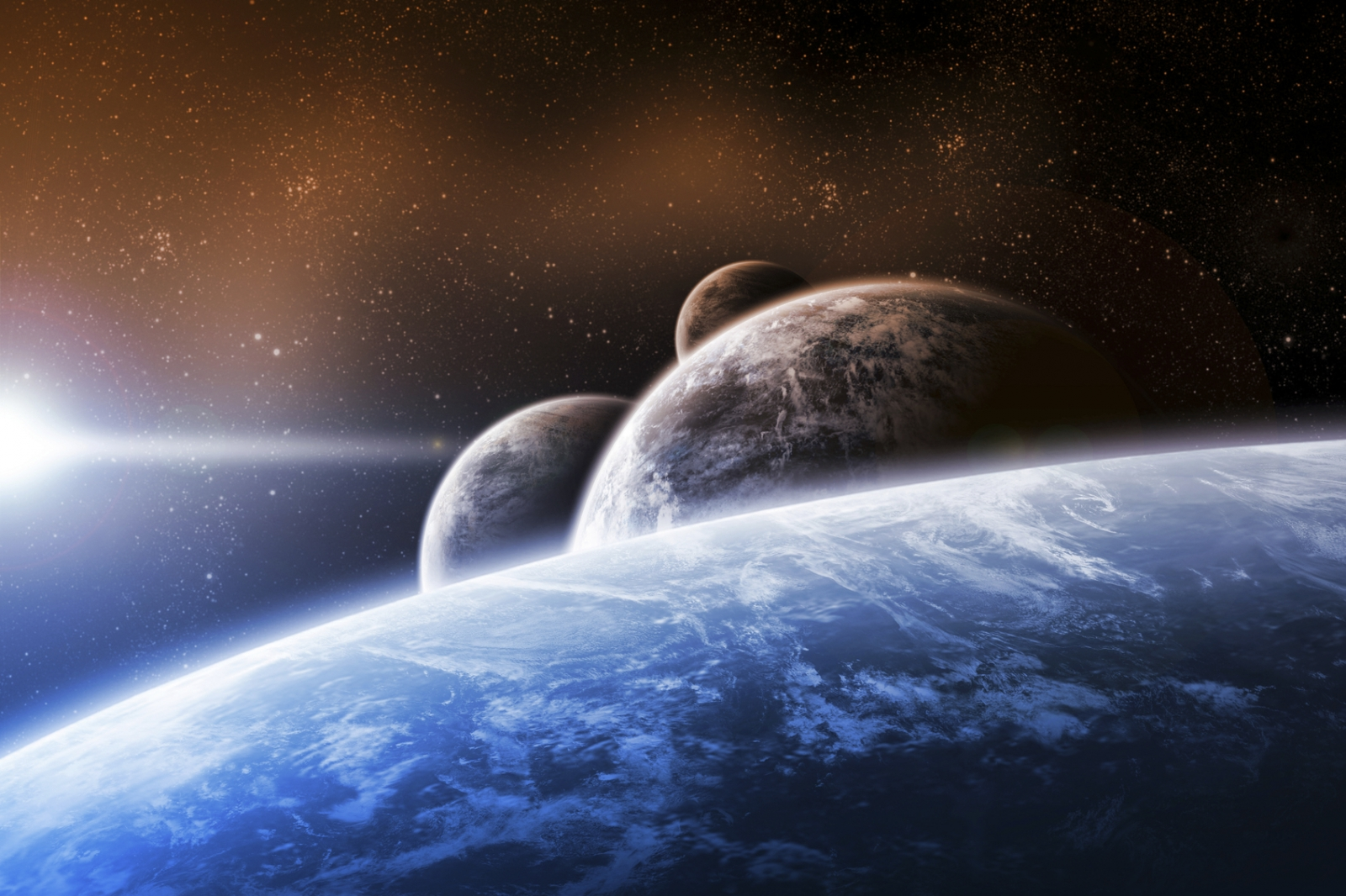 Exoplanets: How many potentially habitable planets are ...