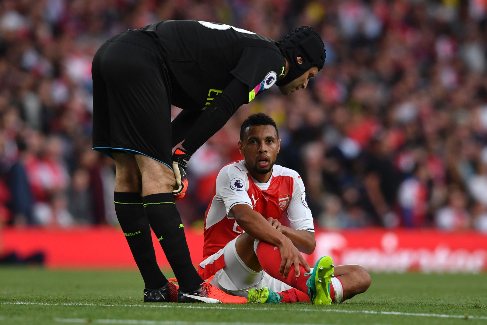 Arsenal injury news: Francis Coquelin set to miss three weeks with knee problem