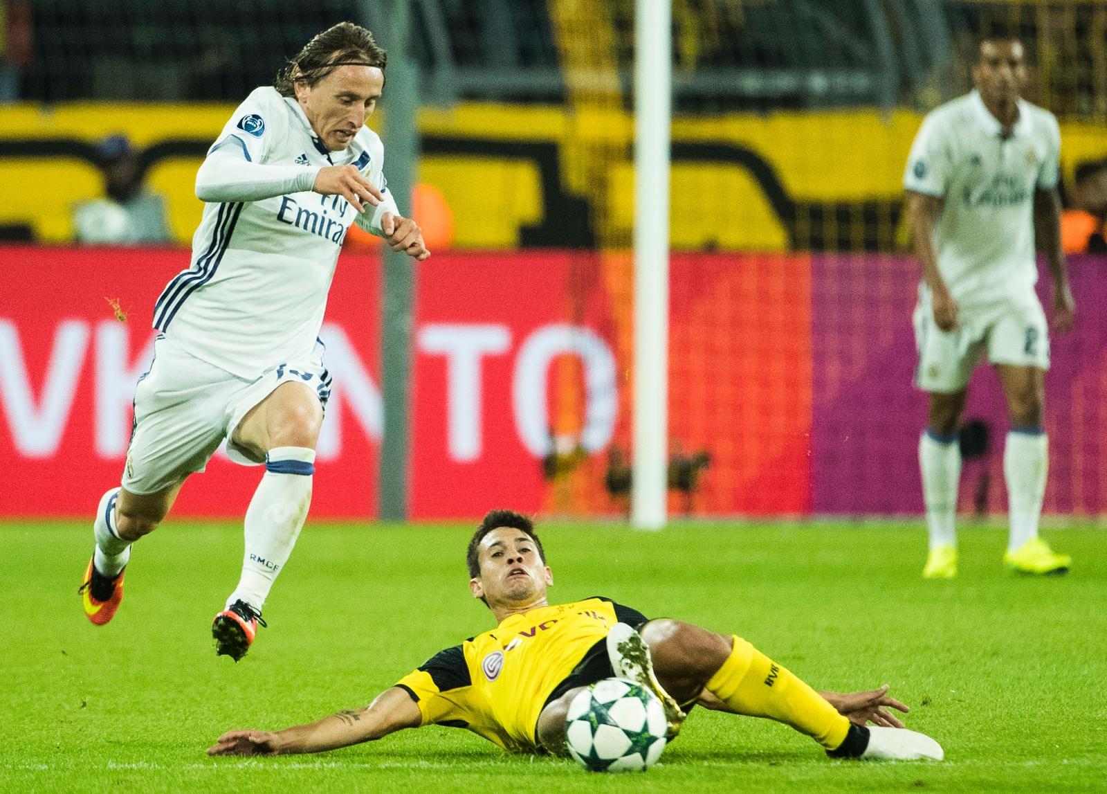 news: to expected to Madrid Real  return Luka injury Modric