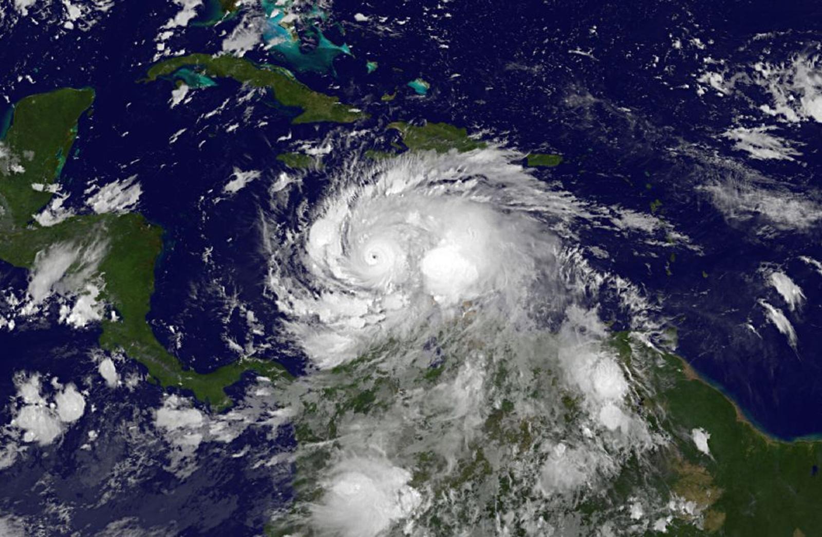 Hurricane Matthew threatens severe disruption across Haiti but ...