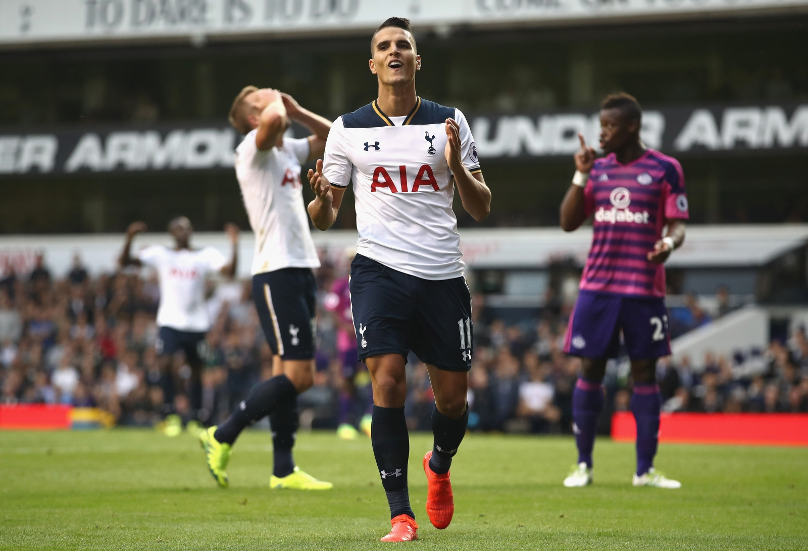 tottenham erik lamela has udesireu to one day return to boyhood club river plate