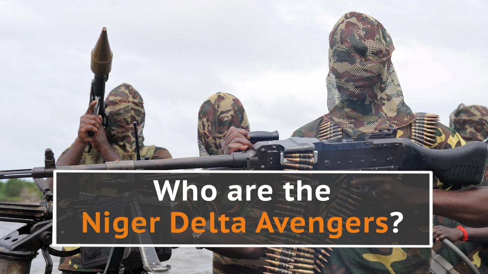 Niger Delta Avengers  Attacks on
