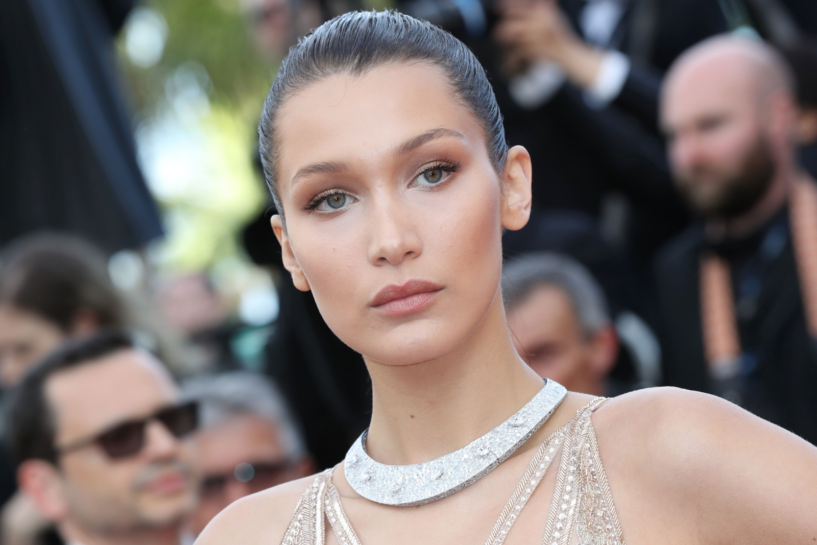 Supermodel Bella Hadid on Donald Trump's controversial travel ban: 'I am proud to be a Muslim'