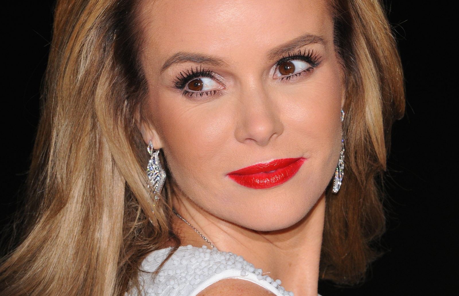 Britain's Got Talent judge Amanda Holden's sister in car crash
