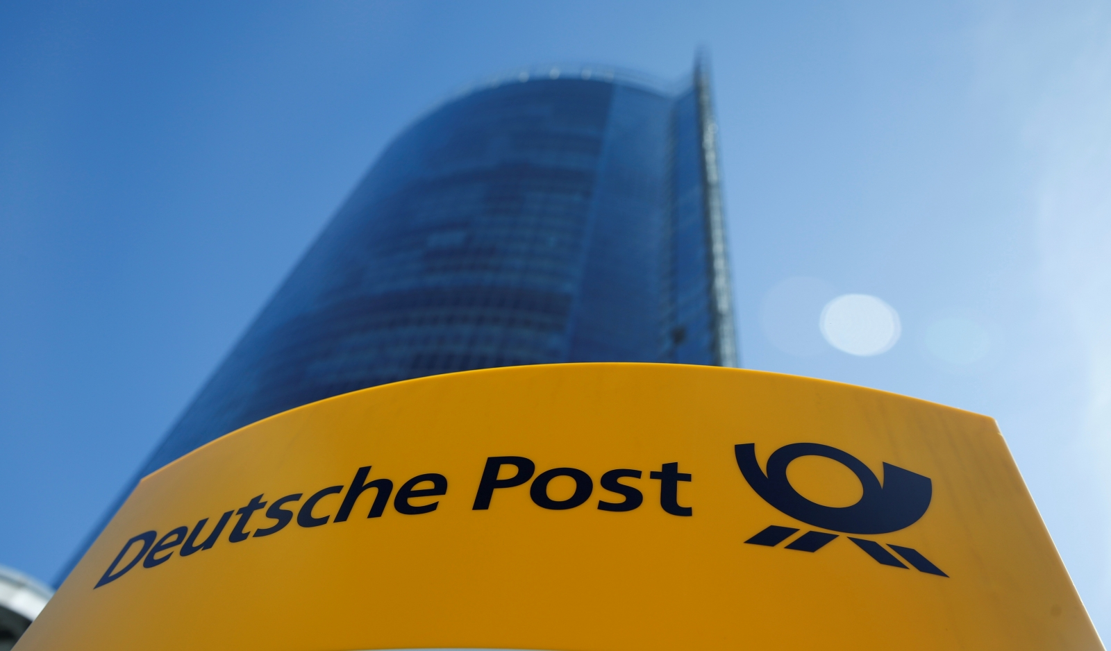 Musterbriefe Deutsche Post : Deutsche post says business as usual for its operations in