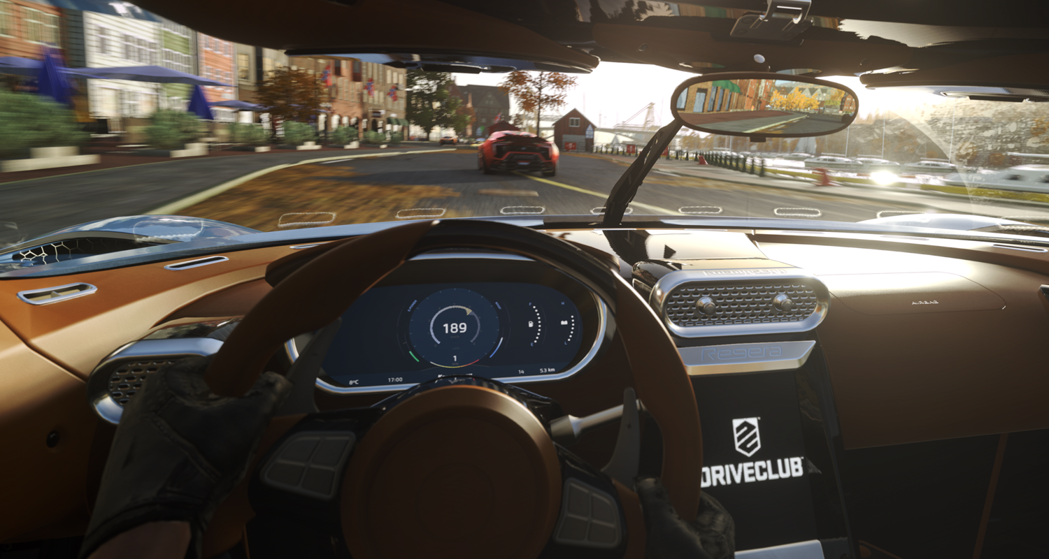 driveclub playstation vr review ps4 racer finds redemption. Black Bedroom Furniture Sets. Home Design Ideas