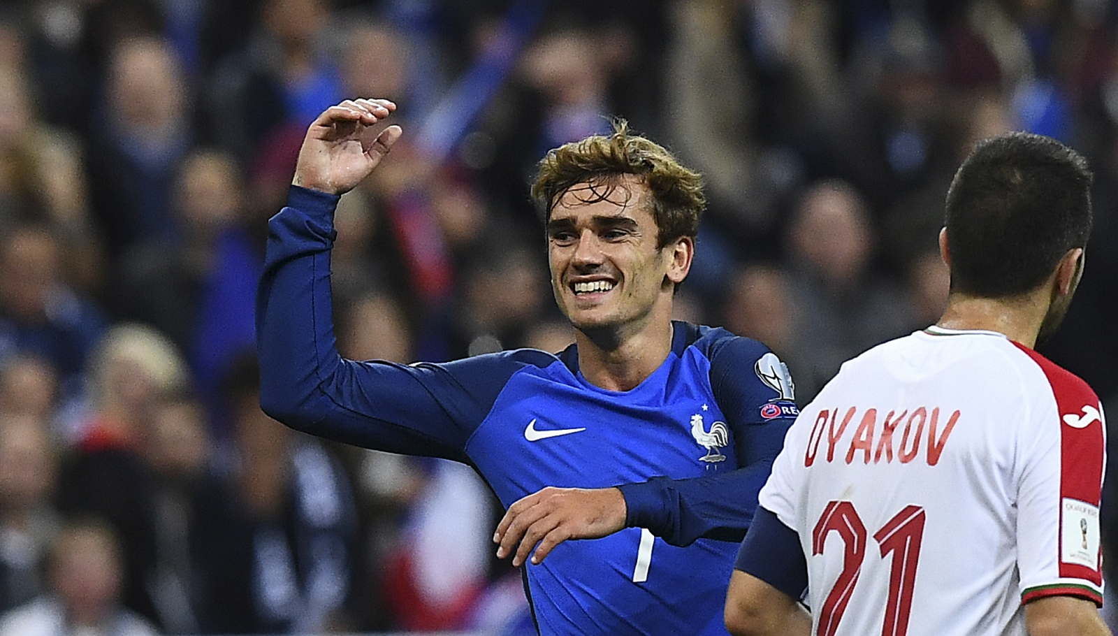 Manchester United transfer news: Antoine Griezmann rules ...