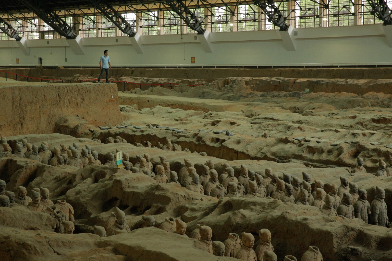 terracotta army Liverpool, england (reuters) - figures from china's famed terracotta army go  on display in a museum in liverpool this week, a decade.