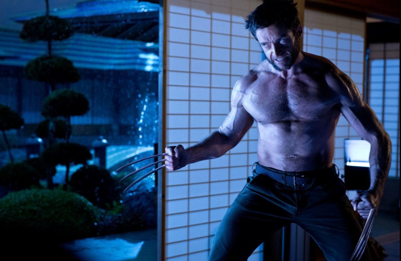 Wolverine 3 movie: Hug...