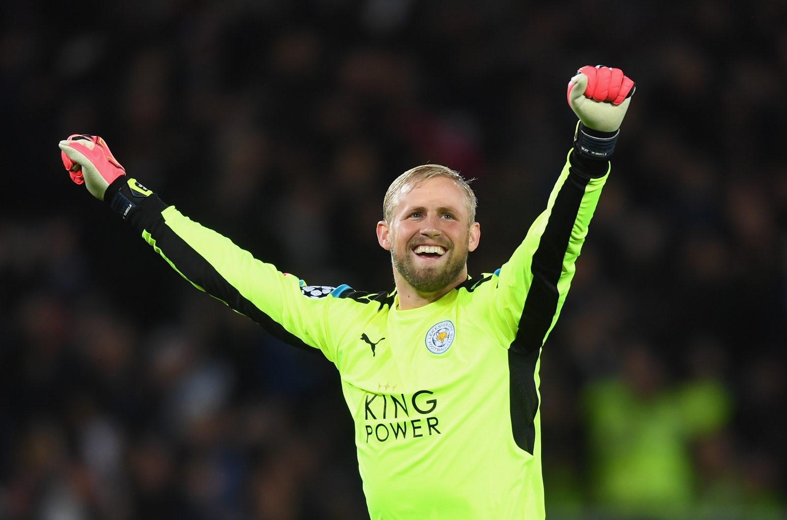 Peter Schmeichel tells of desire to see son Kasper move to