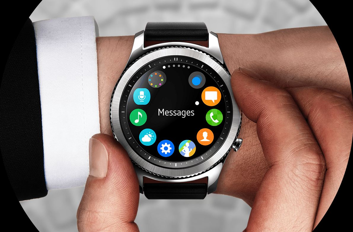 samsung gear s3 smartwatch likely to see market release in november. Black Bedroom Furniture Sets. Home Design Ideas
