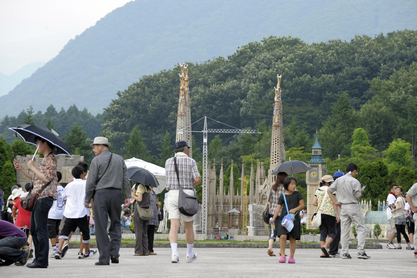 Utsunomiya Japan  city photo : Twin explosions rock Utsunomiya park in Japan causing multiple ...