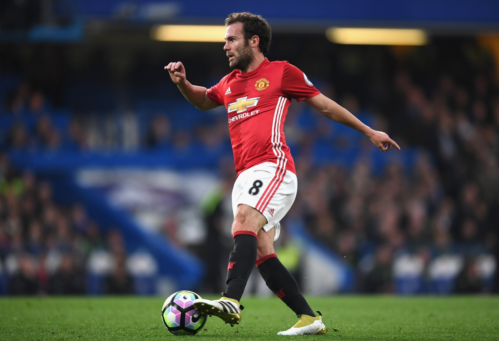 Manchester United Juan Mata adamant he never fell out with Jose