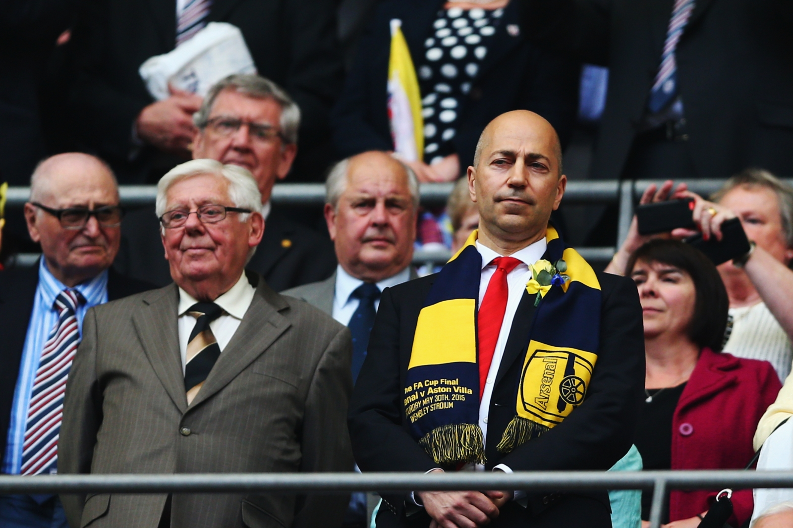 Club statement: Arsenal issue important announcement after Europa League qualification as Gazidis promised