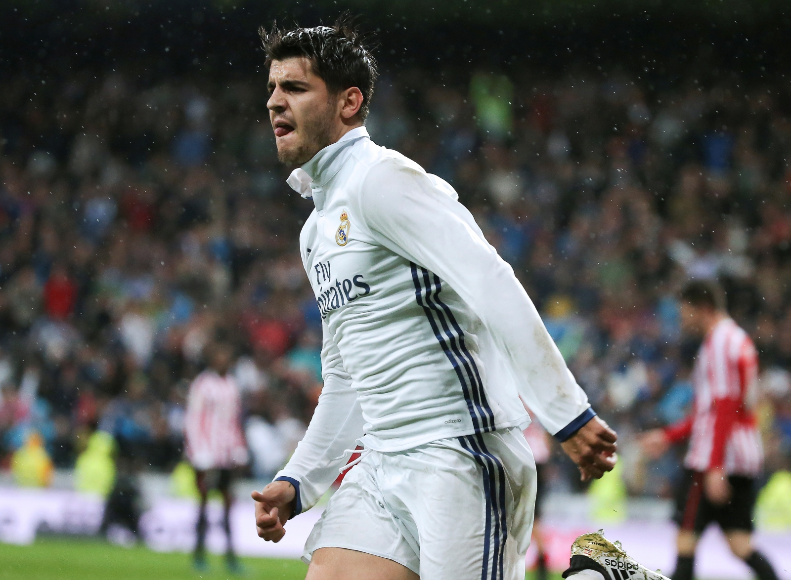 Manchester United want Alvaro Morata plus £21 8m from Real Madrid