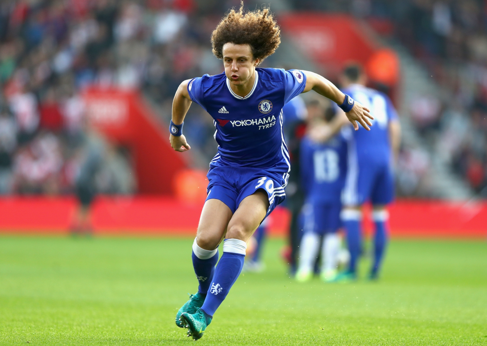 Chelsea news Antonio Conte credited for transforming David Luiz