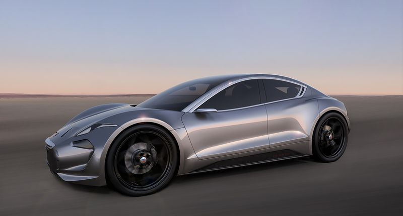 The Tesla killer: New electric car could charge fully in just one minute