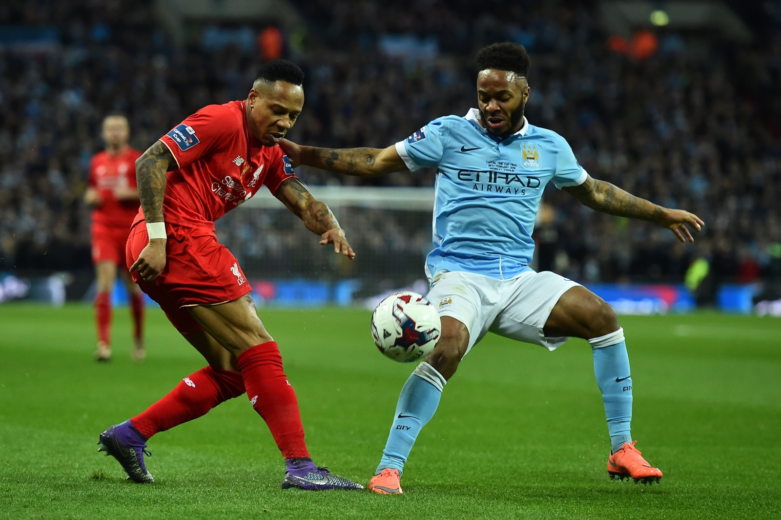 Raheem Sterling Sergio Aguero motivated Liverpool exit