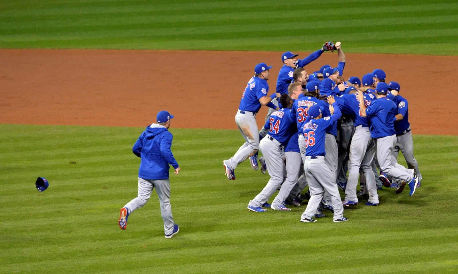 Chicago Cubs end 108-year wait to win World Series ...