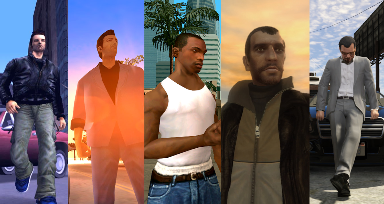 Gmt Auto Sales >> Rockstar's Grand Theft Auto series steals 250m in total sales