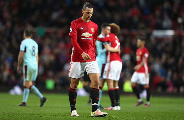 Manchester United news: Zlatan Ibrahimovic39;s dip in form reason for