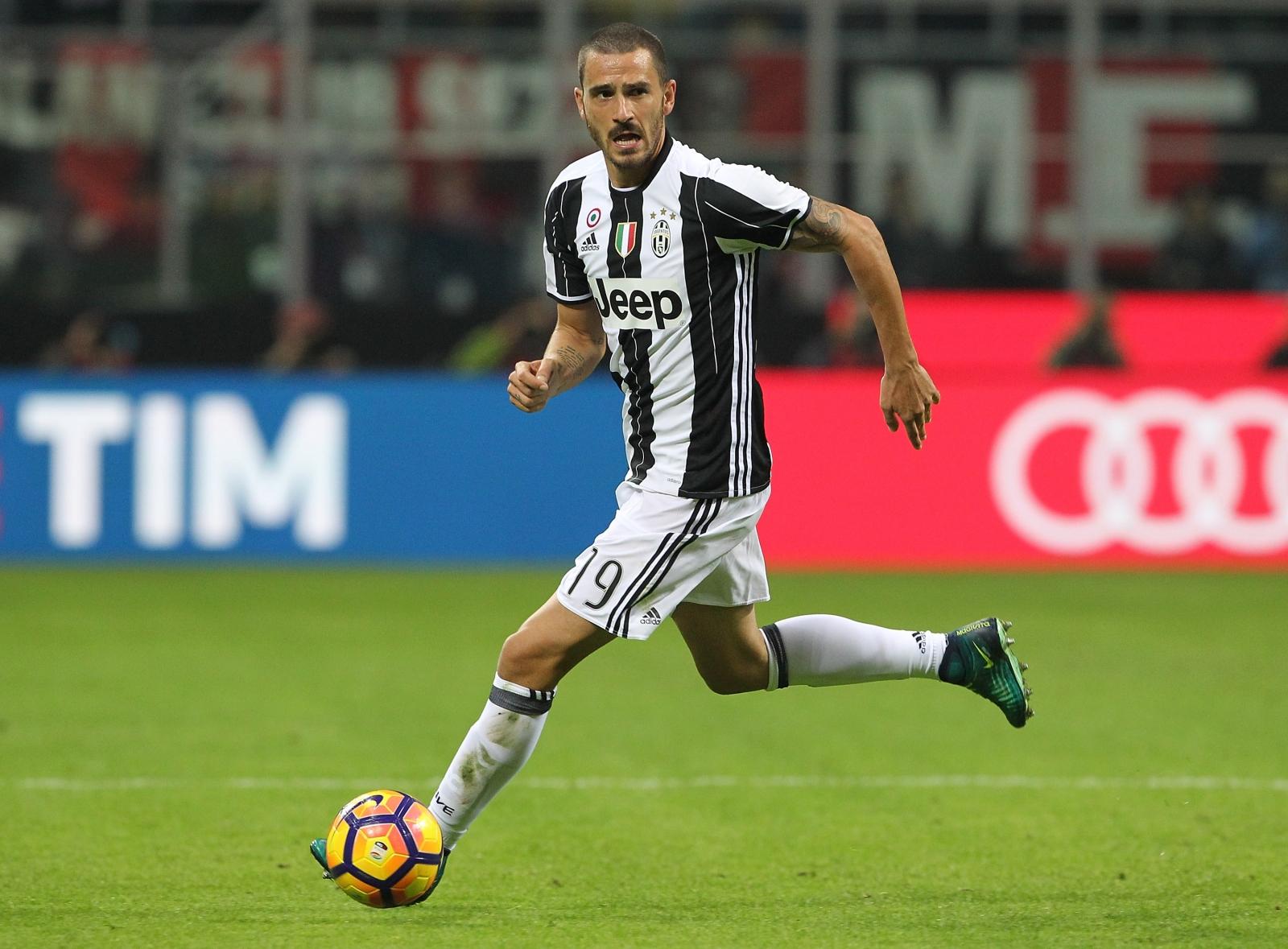 AC Milan set to plete £35m deal for Chelsea tar Leonardo Bonucci