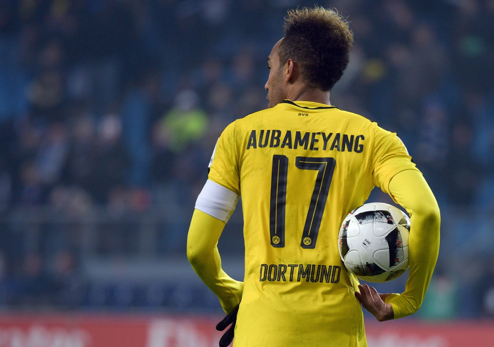 Pierre Emerick Aubameyang Reveals Desire To Sign For Real