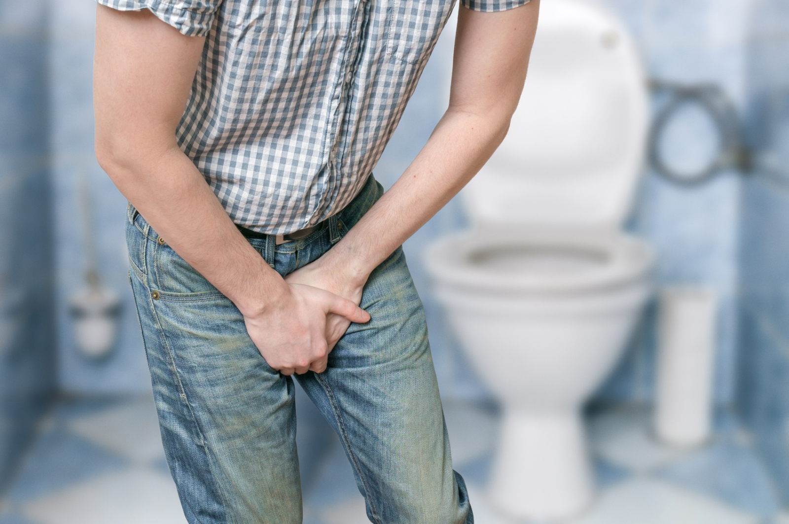 Can prostatis cause penis pain