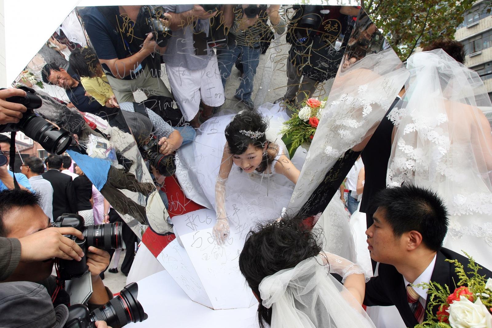 from Kody chinese naked wedding photo