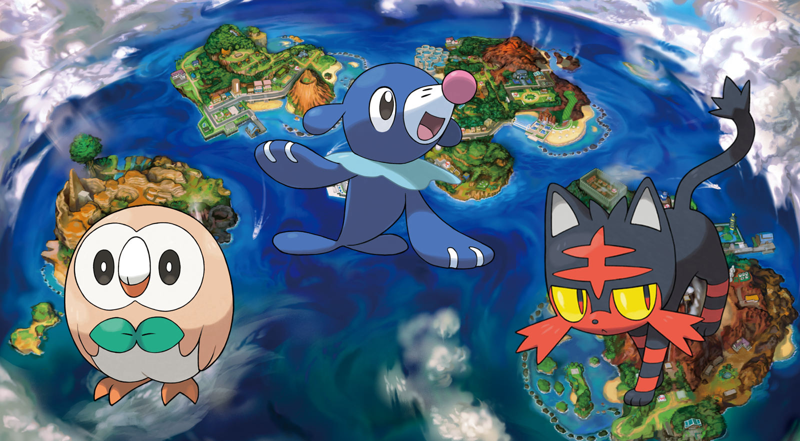 pokemon sun and moon guide: which starter to choose, best nature