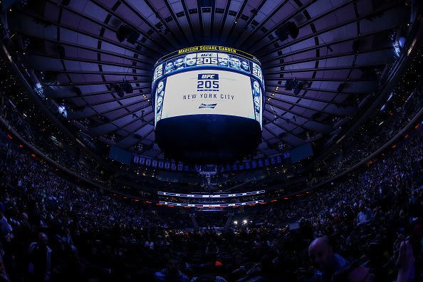 UFC 205 event breaks all records leaves social impression