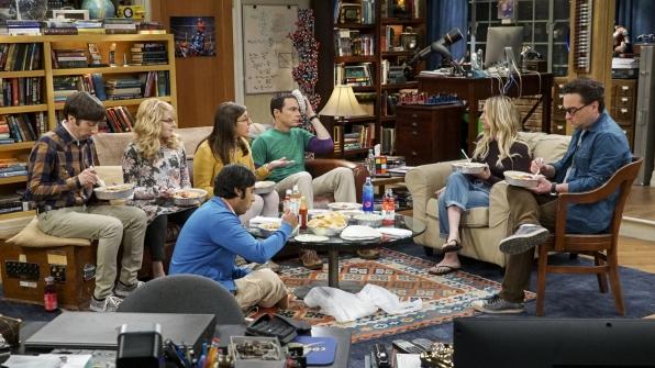 'We are back': Kaley Cuoco and Mayim Bialik share Big Bang Theory season 11 script as filming begins